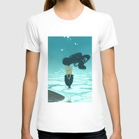 underwater T-shirts featuring Underwater by Triona Tree Farrell