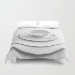 Tableware Duvet Cover