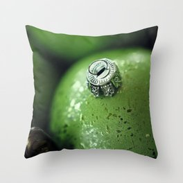 Ornament 1 Throw Pillow