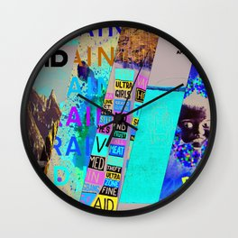 Radio Head Album Tribute Wall Clock