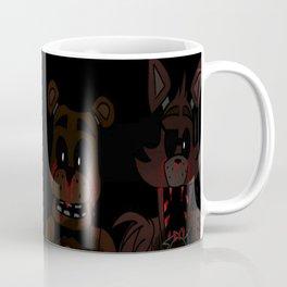 Quartet Of Terror Coffee Mug