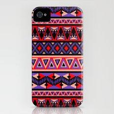 Neo Tribal iPhone (4, 4s) Slim Case