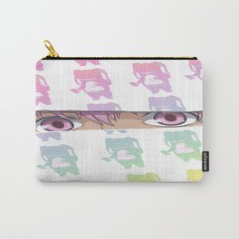 Say Hello Yuki Carry-All Pouch