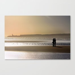 For Ever Together Canvas Print