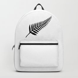 Silver Fern of New Zealand Backpack
