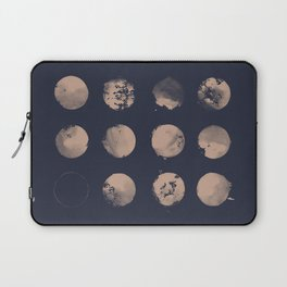 Douze Lunes Laptop Sleeve