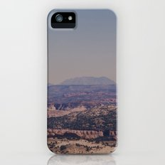 next up sun down iPhone (5, 5s) Slim Case