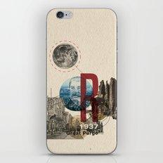 The Great Purge  iPhone & iPod Skin