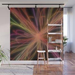 threads of light Wall Mural