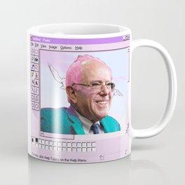 Kawaii Bernie - MS Paint Coffee Mug