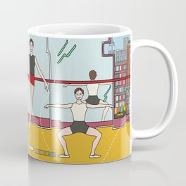 Ballet Training Coffee Mug