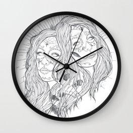 Parapagus Wall Clock