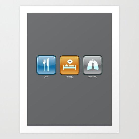 An App for That Art Print