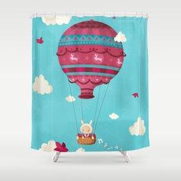 naive Shower Curtain