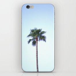 lone palm iPhone Skin