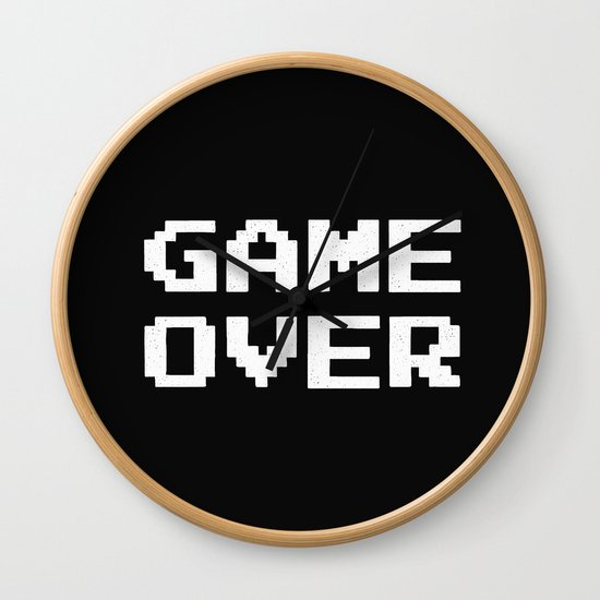 Game Over by alisagal