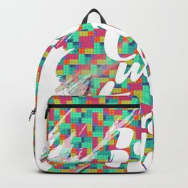 I'm what's trending now Backpack