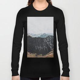 interstellar - landscape photography Long Sleeve T-shirt
