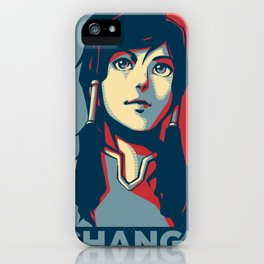 Avatar Changes iPhone Case