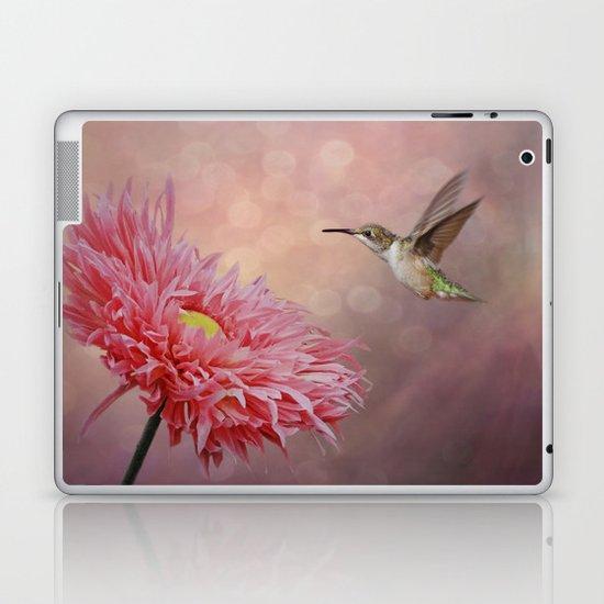 A Hummingbirds Dance Laptop & iPad Skin