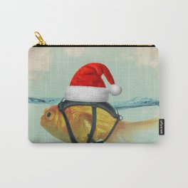 A Brilliant Disguise Christmas Carry-All Pouch