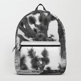 joshua tree bw Backpack