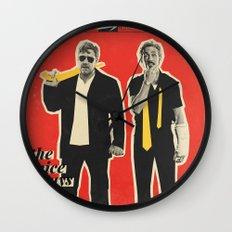 The Nice Guys Wall Clock