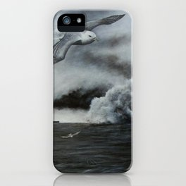 THE SINKING iPhone Case