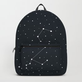 Zodiac Sign Pattern Backpack