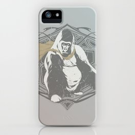 Fearless Creature: Grillz iPhone Case