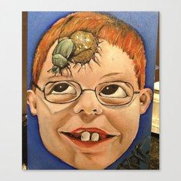 sh%&t head Canvas Print