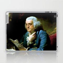 Ben Franklin Laptop & iPad Skin