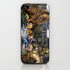 Star Wars - Let the Wookiee Win iPhone & iPod Skin