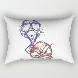Ying & Yang Rectangular Pillow