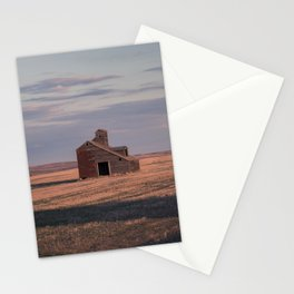 Grain Elevator 19 Stationery Cards