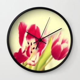 Spring - JUSTART © Wall Clock