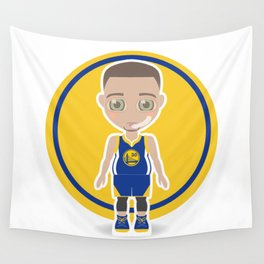 Steph Curry Wall Tapestry