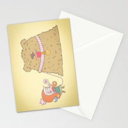 Babouf, the ugliest but the nicest dog in the world ! Stationery Cards
