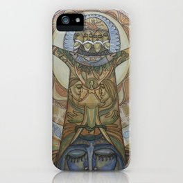 ETERNAL CREATION iPhone Case