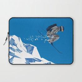 Ski Jump Laptop Sleeve