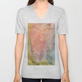 Abstract No. 154 Unisex V-Neck