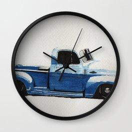 My First Truck Wall Clock