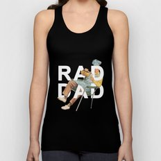 Rad Dad Unisex Tank Top