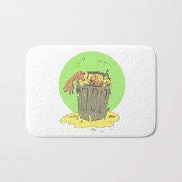 Scum Bucket Bath Mat