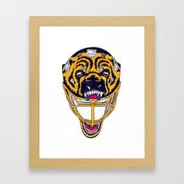Moog - Mask Framed Art Print