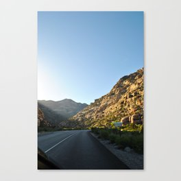 Willow Springs Canvas Print