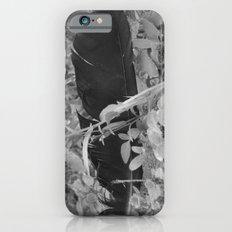 Black plume Slim Case iPhone 6s