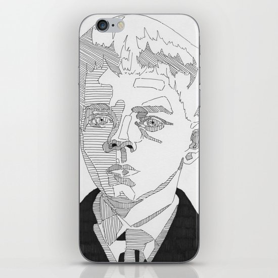 David Zellaby / Midwich Cuckoo iPhone & iPod Skin