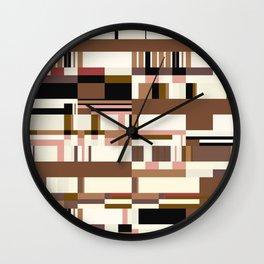 Debussy Little Shepherd (Coffee Colours) Wall Clock