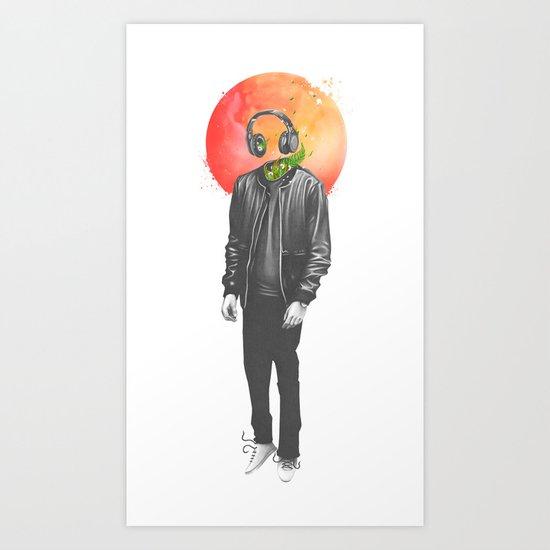 Wireless Art Print